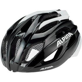 Alpina Fedaia Casco, black-white